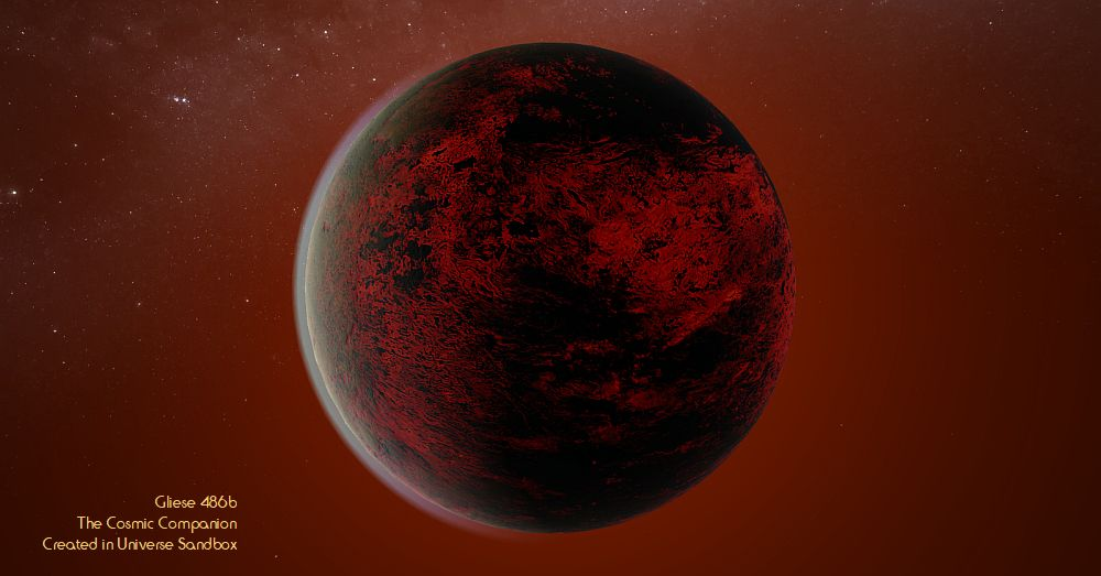 26 Işık Yılı Uzaklıkta Dünya Benzeri Bir Gezegen…